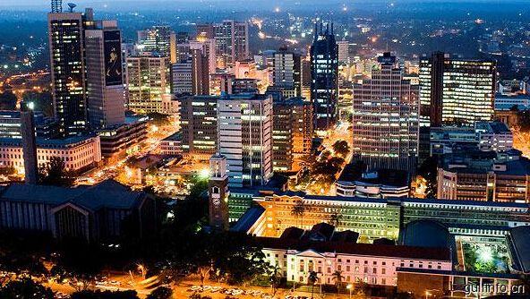 联合国报告称内罗毕为非洲四大投资目的地之一