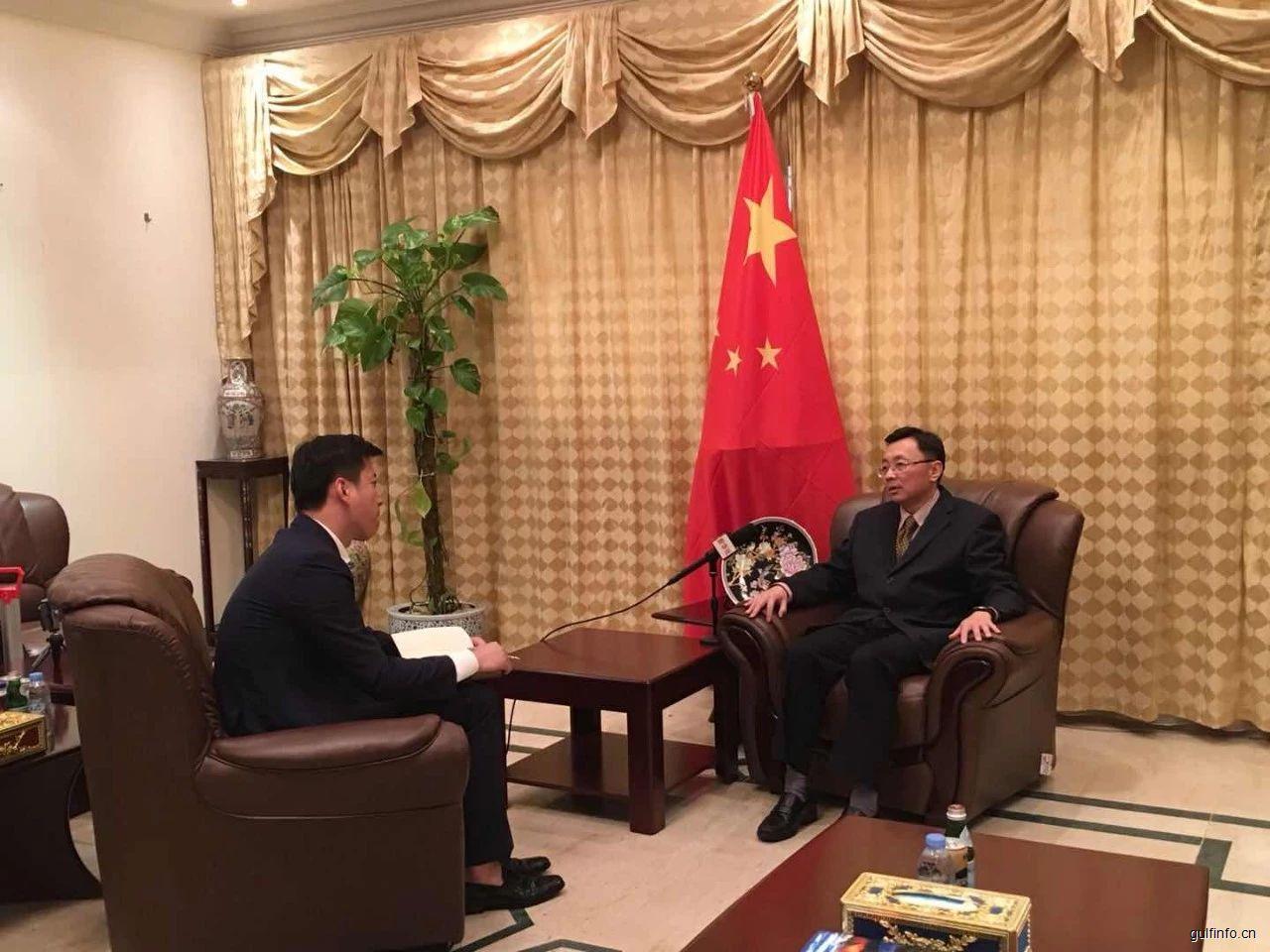 倪坚大使:阿联酋是同中国合作程度最深、领域最广、成果最实的中东国家