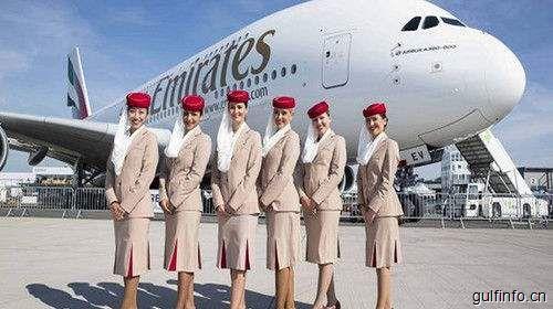 阿联酋航空产业快速发展,瞄准新高度