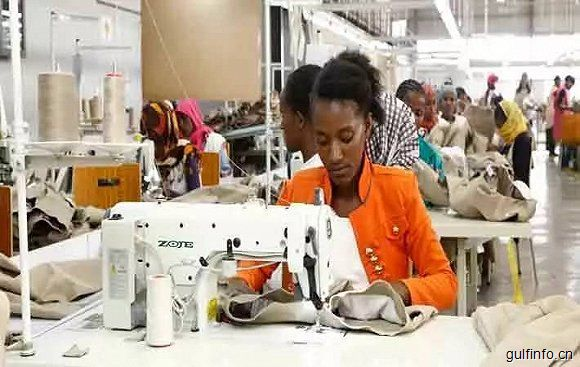 浙江小伙埃塞俄比亚办服装厂,一年销量上亿
