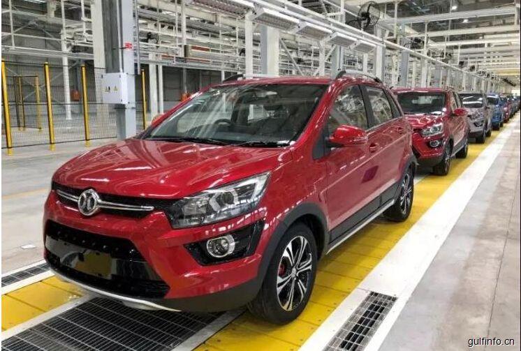 北汽南非工厂首款汽车下线 中南合作被称