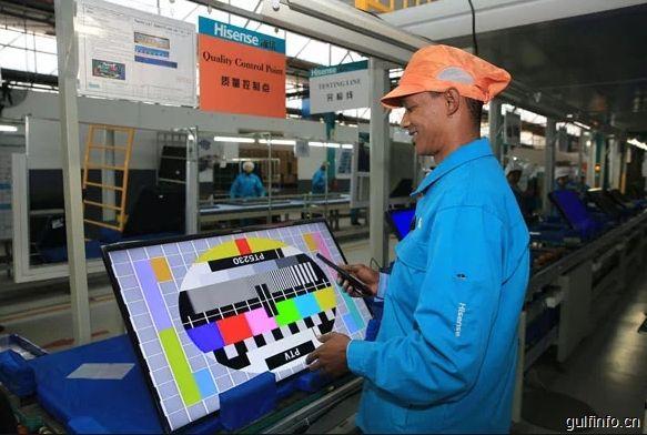 中国家电品牌走进南非 成当地人最喜爱产品之一