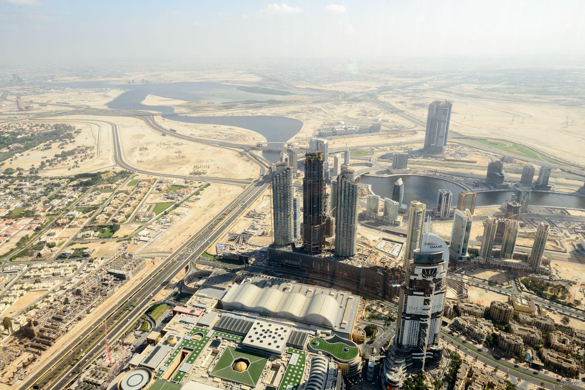 迪拜经济发展局颁发首个中文营业执照