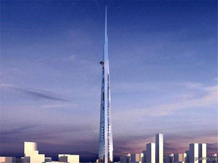 迪拜,又建高楼了!高度超过1000米,世界第一