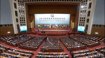 习近平:中国将向非洲提供600亿美元支持
