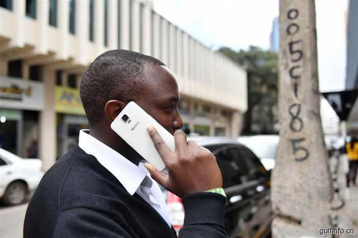 中国手机巨头在非洲击败苹果