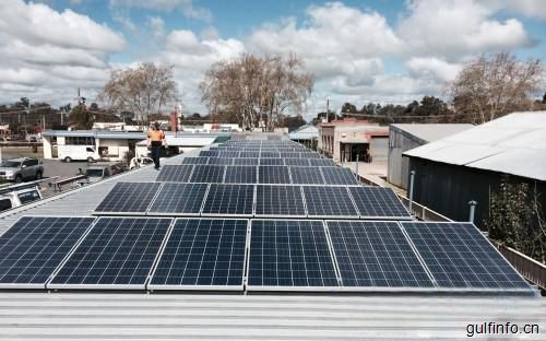 世行宣布提供10亿美元融资帮助非洲大陆发展太阳能蓄电池