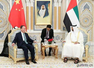 国家副主席王岐山访问阿联酋  两国将加强金融、创新、人工智能等领域<font color=#ff0000>合</font><font color=#ff0000>作</font>