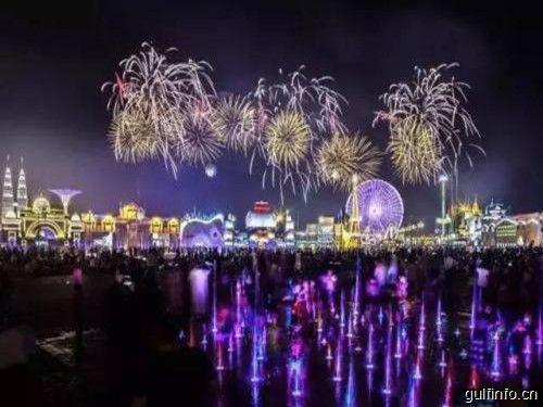 壮观的排灯节烟花将于本周在迪拜展示