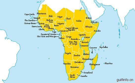 """外媒称非洲大陆或成""""增长支柱"""":像25年前的中国"""