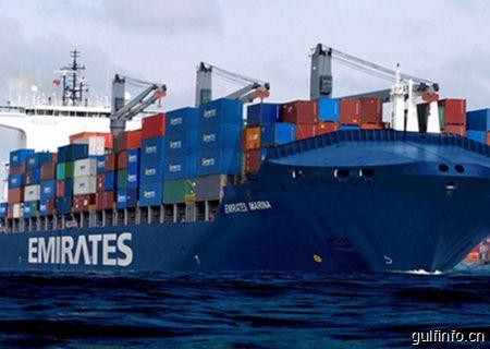 阿联酋海运连通性亚洲领先
