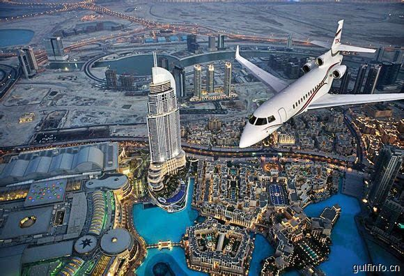 """迪拜的四个""""世界之最"""""""
