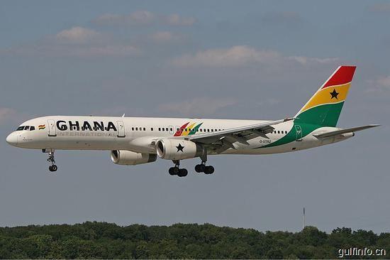 加纳国家航空公司将于2019年启动运营