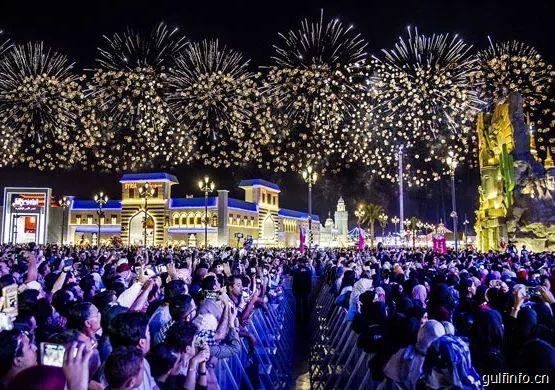 2018最后一晚去哪看烟花?迪拜这9个地方都值得打卡