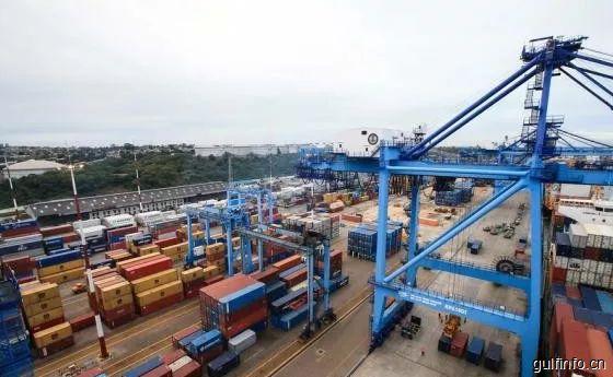 一起来了解下非洲东岸最大的港口