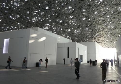 """阿联酋艺术品市场""""大火""""  被视为前景可期的重要市场"""