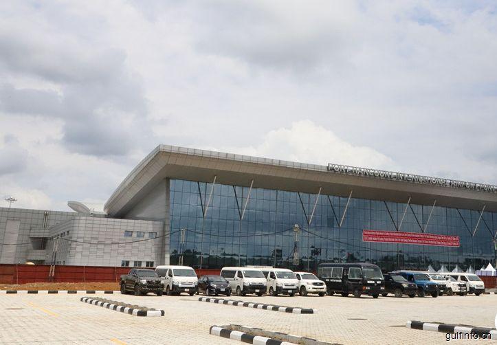 中企承建的尼日利亚阿布贾新航站楼正式启用