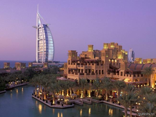 到2023年  中东和北非地区酒店建筑合同总额将达300亿美元