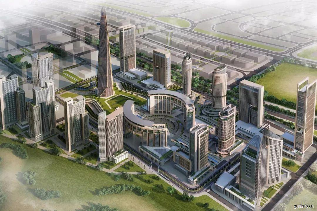 埃及总理称赞中企承建新首都中央商务区项目