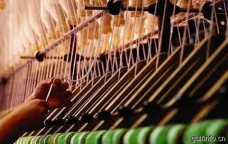 2018年中国系沙特最大纺织品进口国