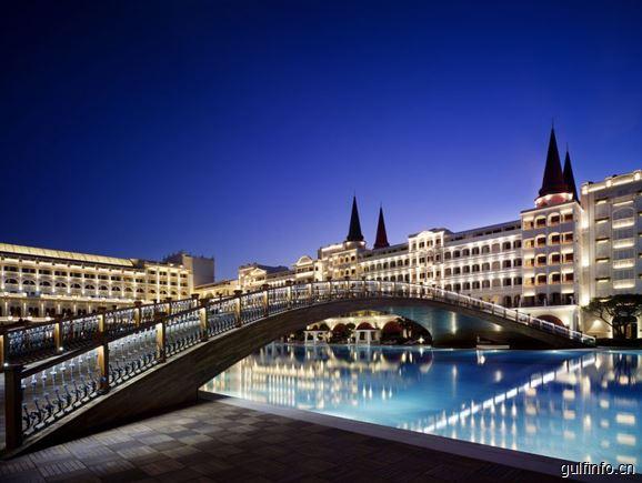 中东北非地区未来5年将获得300亿美元酒店建筑合同