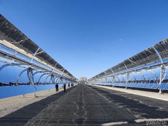 沙特将重点开发7个太阳能发电项目