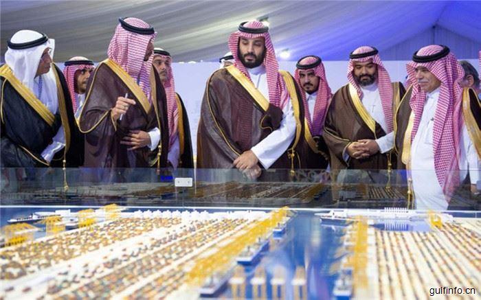 沙特将建成该地区最大、速度最快的港口