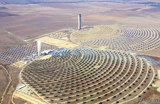 中东迈入可再生能源的新时代