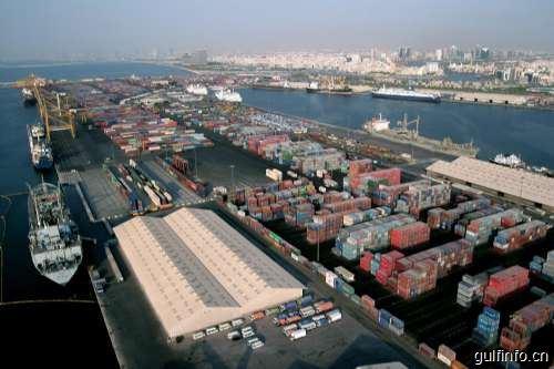 为什么说迪拜是地区贸易中心?