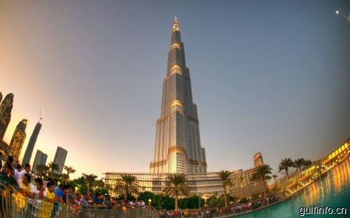 2018年赴迪拜中国游客数量增长12%