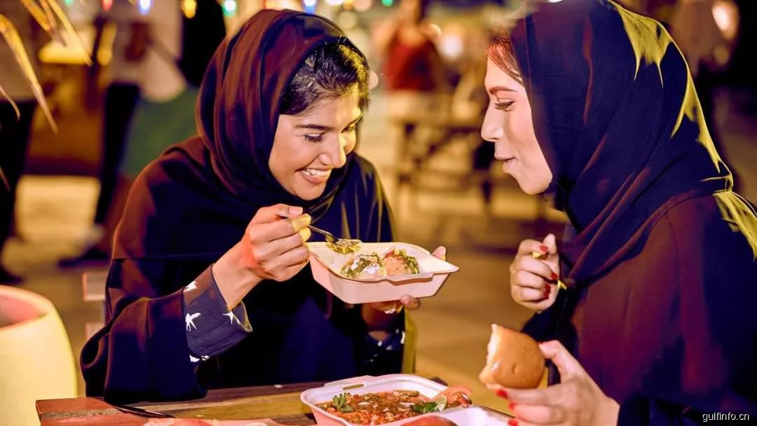 舌尖上的阿联酋:浅谈阿联酋餐饮及食品业