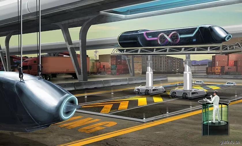 智能交通,迪拜先行