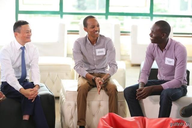 马云非洲青年创业基金覆盖非洲54国
