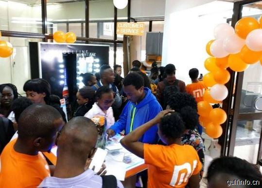 小米与非洲第一大电子零售商合作