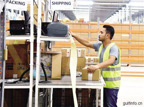 2018年中东北非地区网上购物支付增长44%