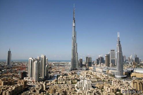 迪拜自由区数量占中东地区30%