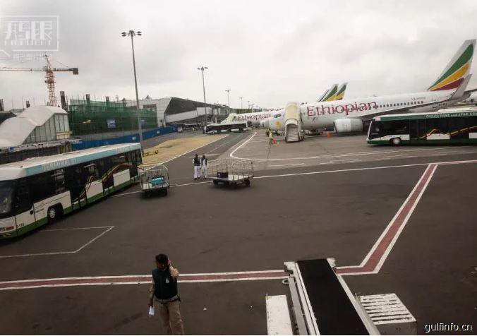 埃塞俄比亚,中国人进出非洲最重要的中转站