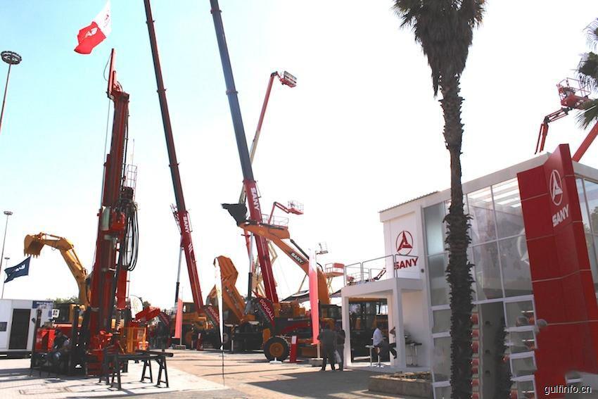 非洲建筑设备和重型机械市场