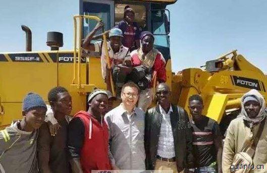 """稳扎稳打,雷沃工程机械""""掘金""""尼日利亚"""