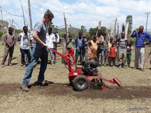 加纳拖拉机市场发展现状