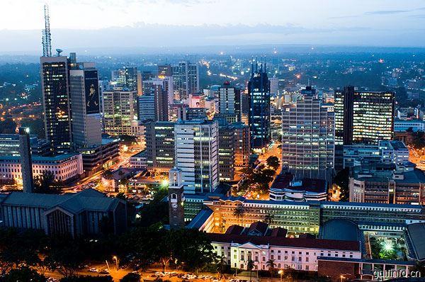 肯尼亚驻中国华东签证中心成立