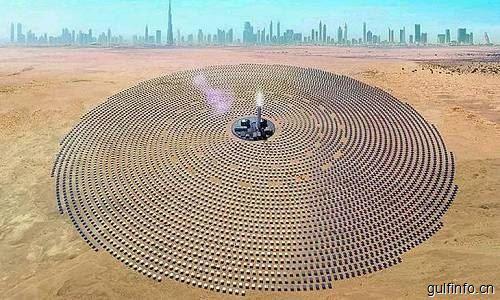 迪拜在5000户人家屋顶安装太阳能板
