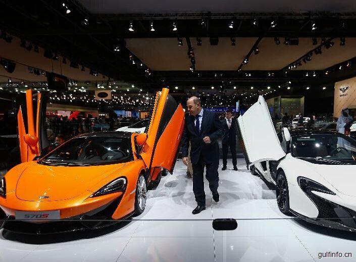 迪拜汽配贸易额达87亿美元