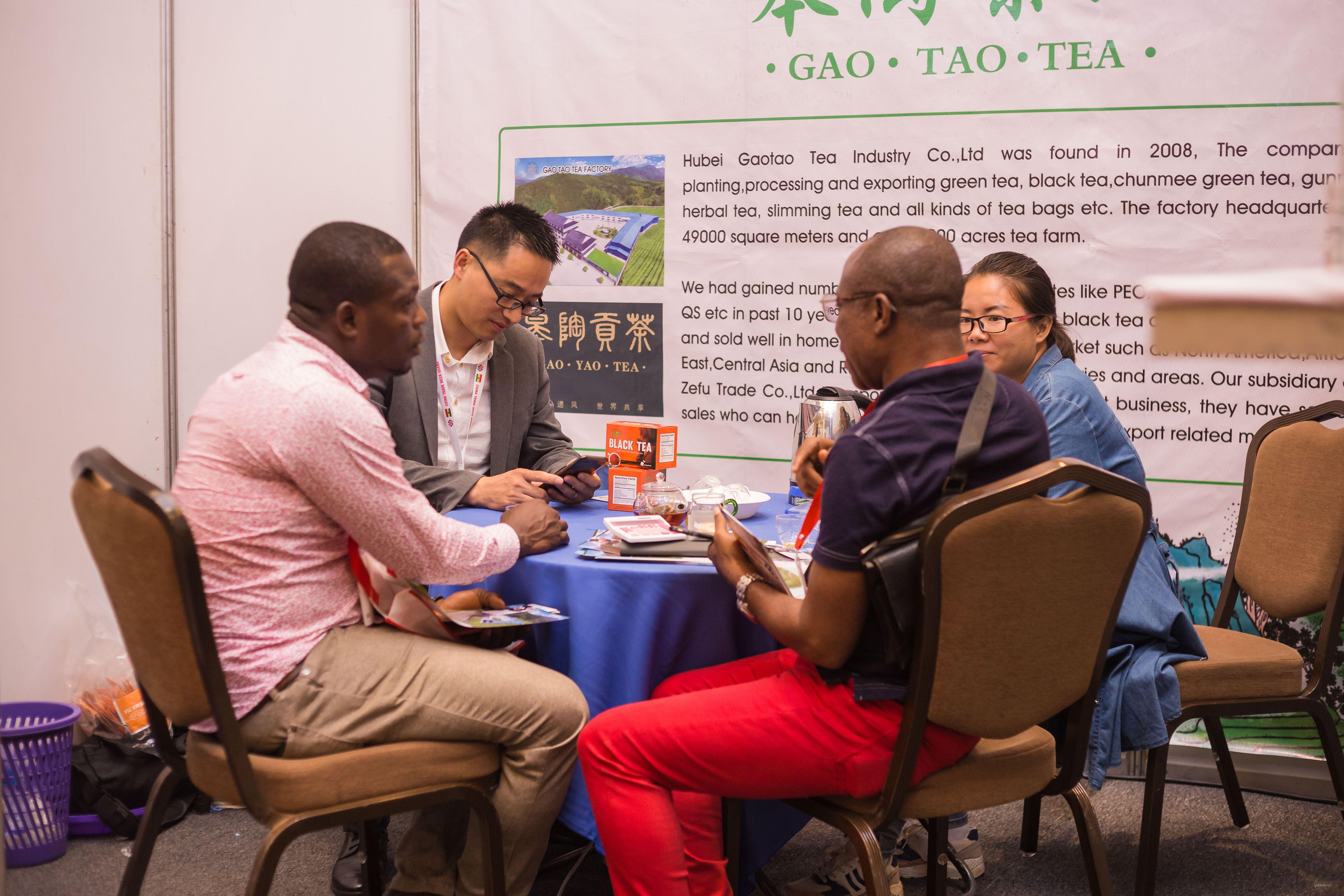 702家加纳采购商将参加第三届加纳中国贸易周采购商配对