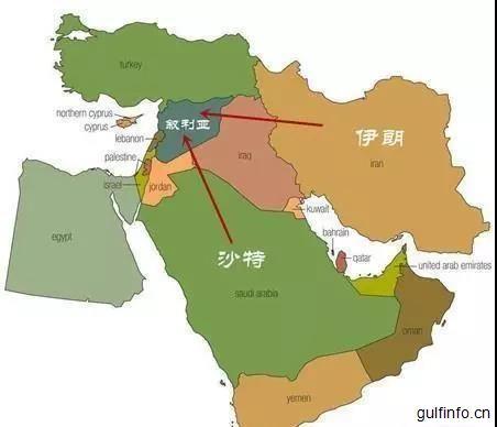 为什么中东都敌视叙利亚?看完就明白了!