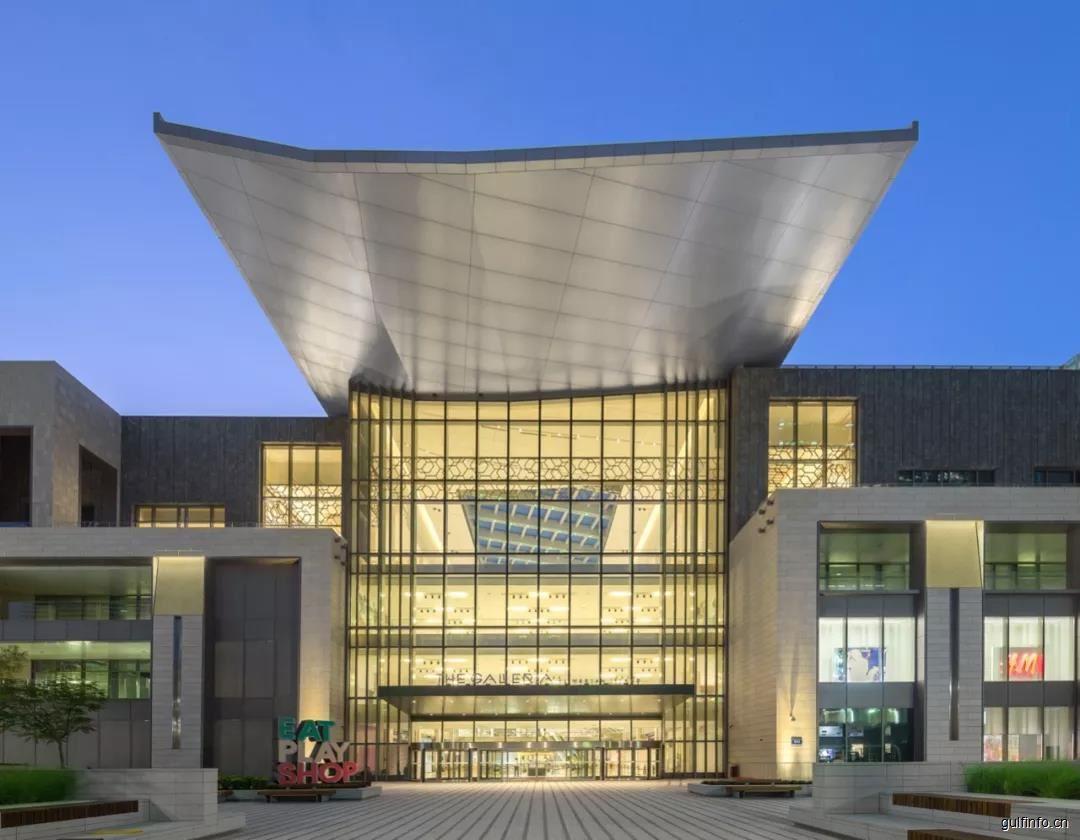 The Galleria新区正式开放,解锁阿布扎比最大最豪华的购物中心!