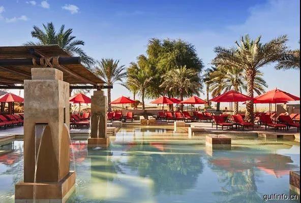 盘点七个阿联酋最美的沙漠酒店