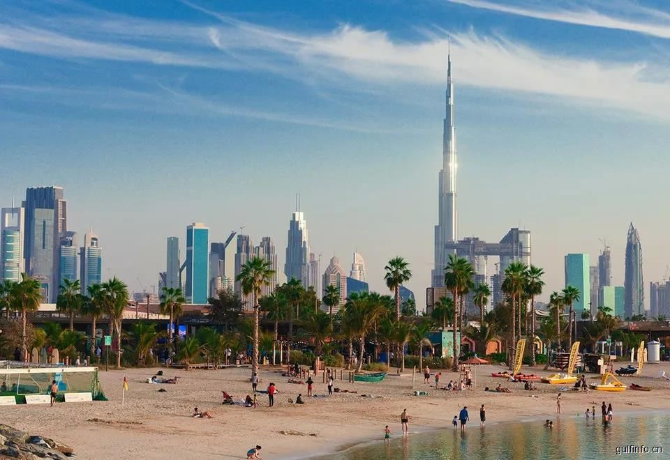 迪拜被列入2020年十大旅游城市
