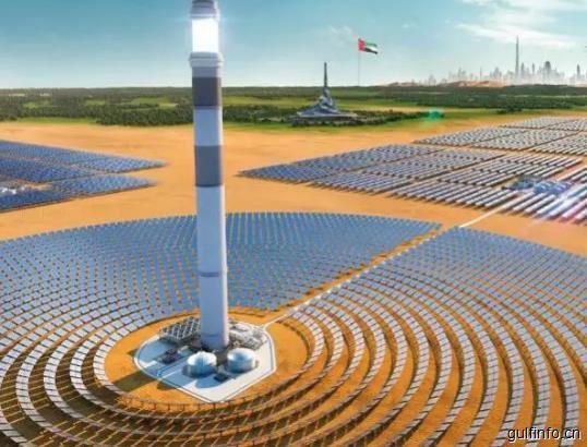 阿联酋计划2050年前投资1500亿美元于可再生能源