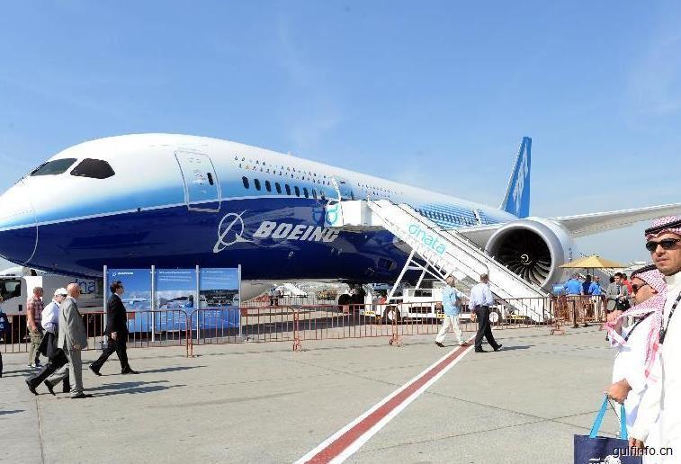 到2038年<font color=#ff0000>中</font><font color=#ff0000>东</font>地区航空业将需要新增3100架飞机和23.1万个就业岗位